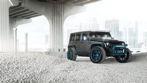 Ag Mc Blue Grey Jeep 5k Wallpaper