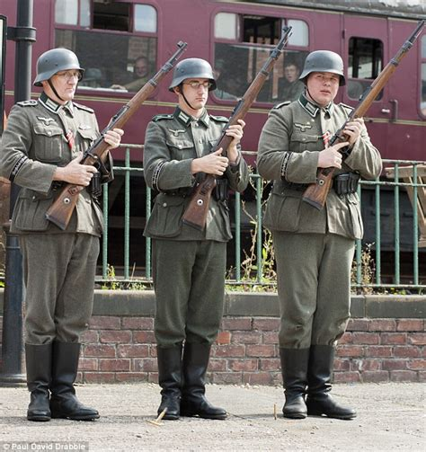 t equipment don 39 t mention the war ww2 re enactment banned by council
