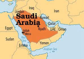 Resultado de imagem para sauditas e americanos