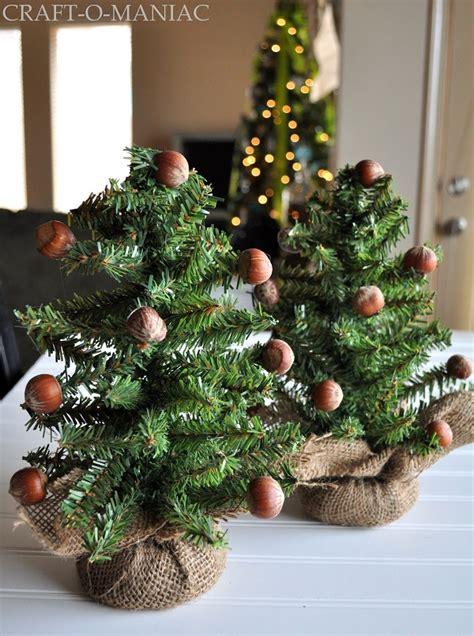 diy mini christmas trees can make the best alternative