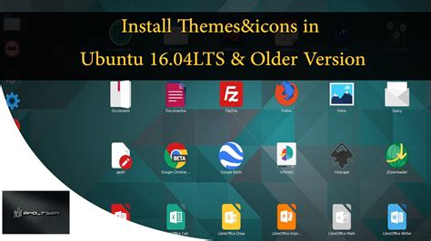 Ubuntu 16 04 Animated Wallpaper - how to install themes and icons in ubuntu 16 04lts and