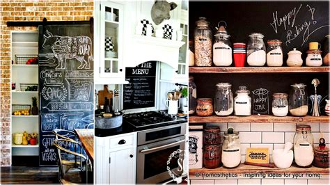extension cuisine 21 simply beautiful ways to use chalkboard paint on a