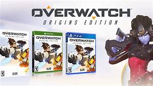 Overwatch Origins Edition Collector39s Edition Officially