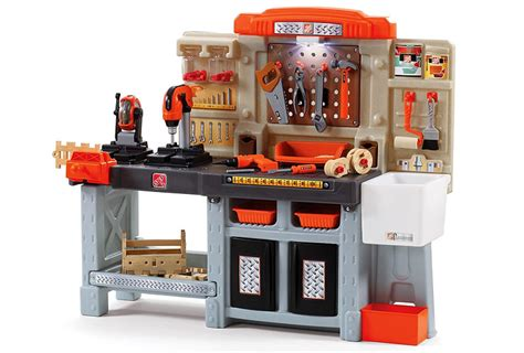 Children S Tool Bench Playset by Best Toddler Workbench For Your Child Reviews