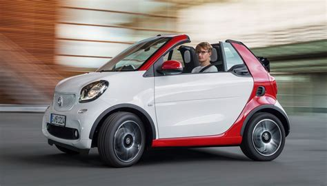 Smart Fortwo 2017 by 2017 Smart Fortwo Cabrio