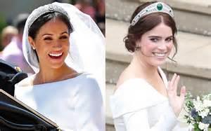 princess eugenie breaking royal protocol  meghan