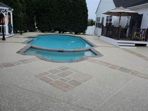pool resurfacing  ready   summer sundek