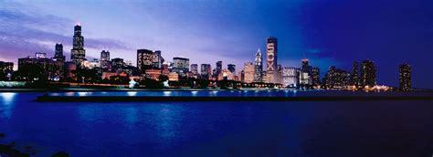 world series chicago white sox win skyline panorama