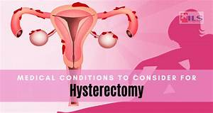 Check Out The Medical Condition When Hysterectomy Is Required