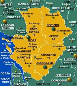 Poitiers Carte De France : france on your own newsletter ~ Dailycaller-alerts.com Idées de Décoration