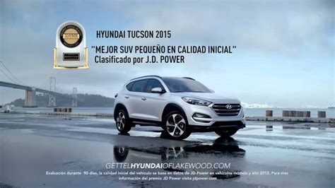 Gettel Hyundai by Hdaa Gettel Hyundai Of Lakewood 2016 Tucson Tech