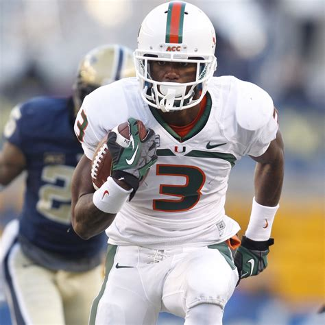 miami  pitt stacy coley proving hurricanes