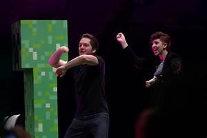 Minecon 2012 Minecraft As A Snake