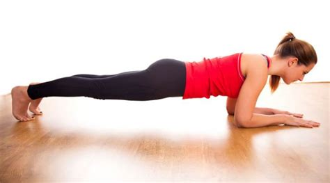plank pictures 5 things that will happen to you when you plank every day the indian express