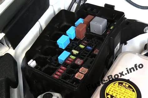 2006 Rav4 Fuse Box by Toyota Rav4 Xa30 2006 2012