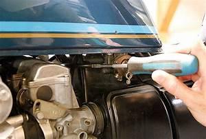 Adjusting 1977 Suzuki Gs750 Valves
