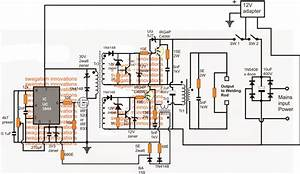 Smps Welding Inverter Circuit