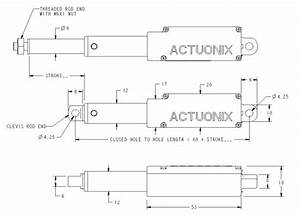Duff Norton Actuator Wiring Diagram