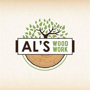 Tree Logo Wood Logo Design Woodworking Logo Forestry