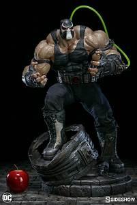 Bane Sideshow 300428 Batman Statue Figure Premium Format