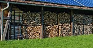Holzunterstand Selber Bauen : holzunterstand selber bauen trockenlagerung f r den winter ~ Whattoseeinmadrid.com Haus und Dekorationen
