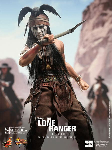 disney tonto sixth scale figure by toys sideshow collectibles