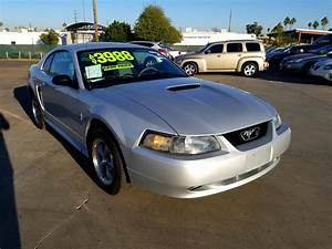 Used 2002 Ford Mustang Standard Coupe for Sale in Phoenix AZ 85301 New Deal Pre-Owned Autos