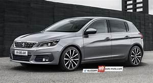 Peugeot 308 2017 : nouvelle peugeot 308 restyl e 2017 soif de golf 8 ~ Gottalentnigeria.com Avis de Voitures