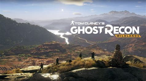 tom clancys ghost recon wildlands test tipps  news release termin pcgamesde
