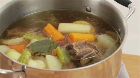 cuisiner un pot au feu pot au feu recette pas à pas en vidéo