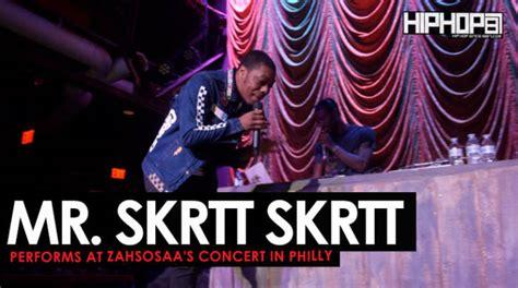 Mr. Skrtt Skrtt Performance (Zahsosaa & Gang Concert ...