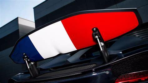 bugatti chiron sport  ans bugatti autorainl