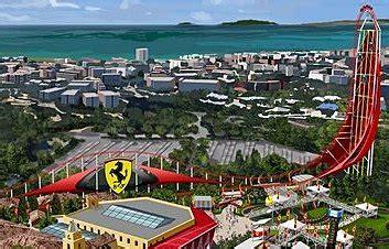 ferrari construira en cataluna su primer parque tematico