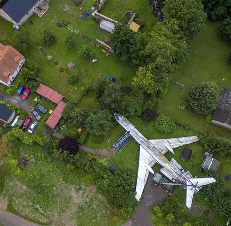 Antiterrortruppe Mit Diesem Flugzeug übte Die Gsg 9 Der