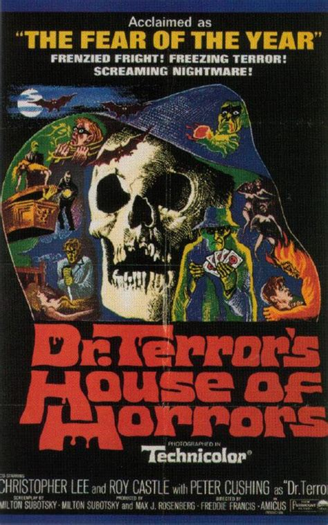Dr. Terror's House of Horrors (1965) - The Deuce