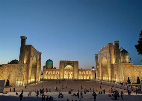 Visit Samarkand on a trip to Uzbekistan | Audley Travel