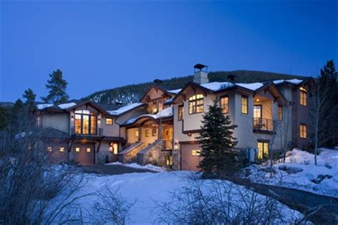 9 Bedroom/11 Bath Luxury Home In Keystone On...