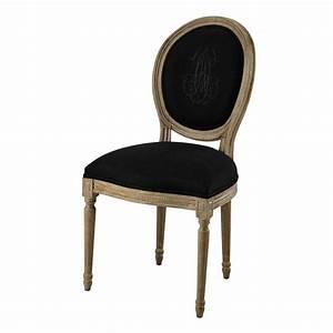 Chaise Médaillon Maison Du Monde : loui chaise m daillon maisons du monde decofinder ~ Teatrodelosmanantiales.com Idées de Décoration