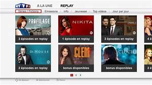 La Nouvelle édition Replay : mytf1 nouvelle interface et disponibilit pour tous les clients neufbox comparatif et test ~ Medecine-chirurgie-esthetiques.com Avis de Voitures