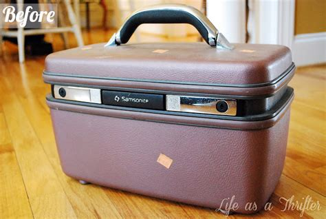 My Belongs To Samsonite by As A Thrifter The Travel Bag