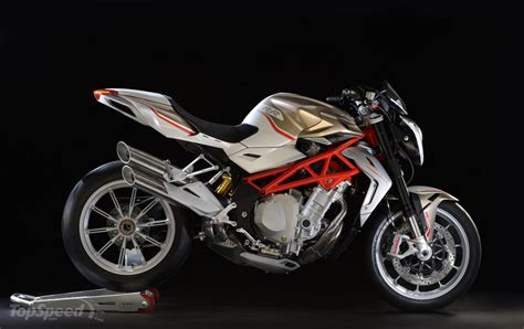 2014 Mv Agusta Brutale 1090 Rr Review  Top Speed