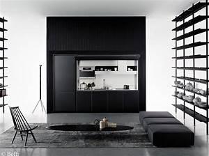 Idees deco pour une cuisine chic et elegante elle decoration for Idee deco cuisine avec lit escamotable