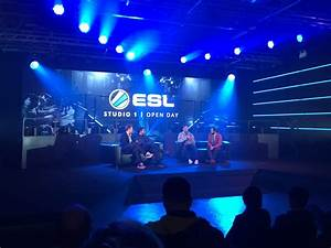A new era for UK eSports: Behind the scenes at ESL UK's ...