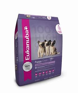 Small breed puppy food eukanuba for Akc dog food