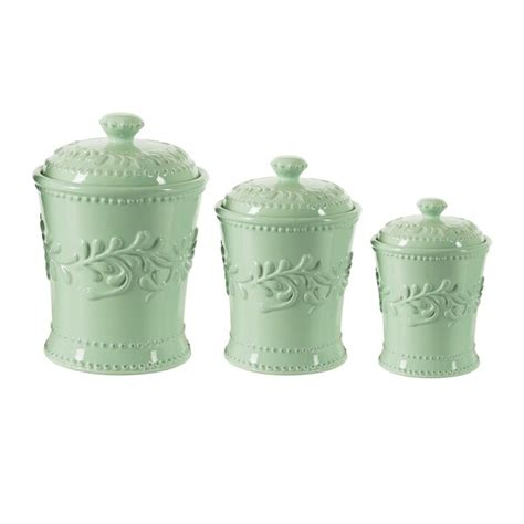 kitchen canisters jars youll love wayfairca