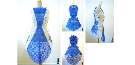 incredible dress  printed   doodler
