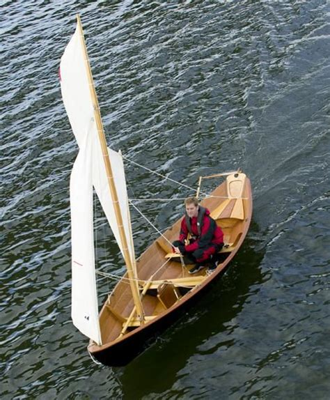 Nesting Dory Boat by Northeaster Droy Light Weight Rowing And Sailing Dory