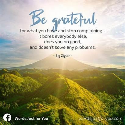 Zig Ziglar Quotes Quote Famous Grateful Being