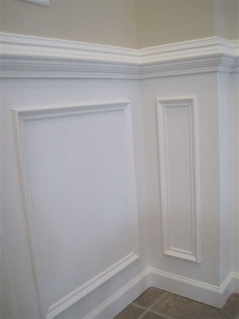 Panel Molding Wainscoting by I Like This One Molding In 2019 Wainscoting