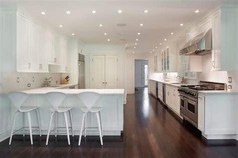 white kitchen stools white cherner counter stools contemporary kitchen